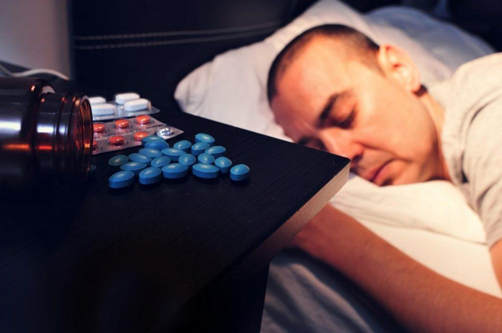transtornos do sono que prejudicam